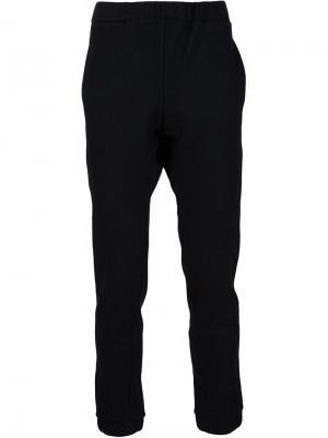 Спортивные брюки Joey Pieter. Цвет: чёрный