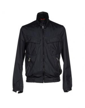 Куртка DONDUP. Цвет: темно-синий
