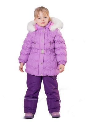 Комплект SAIMA. Цвет: сиреневый, фиолетовый
