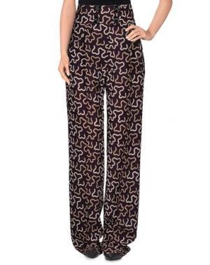 Повседневные брюки ANDREA INCONTRI. Цвет: темно-фиолетовый