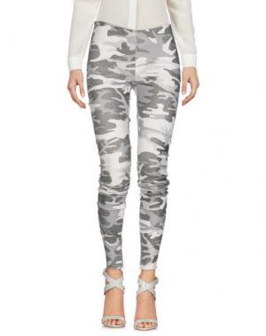 Повседневные брюки APHERO. Цвет: серый