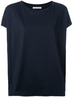 Loose fit T-shirt Stefano Mortari. Цвет: синий