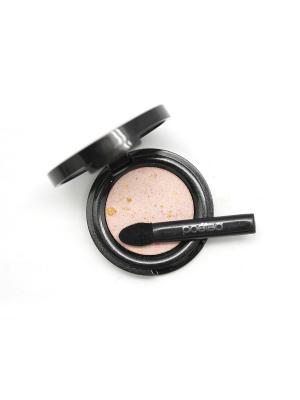 Тени для век  Таитянский жемчуг, тон 05 POETEQ. Цвет: бежевый, золотистый, розовый