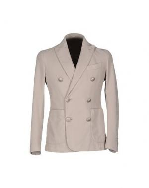 Пиджак NEW ENGLAND. Цвет: светло-серый