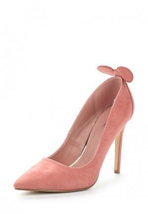 Туфли Marquiiz. Цвет: розовый