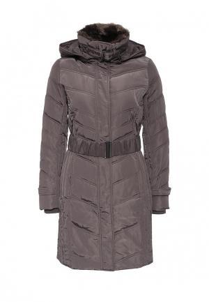 Куртка утепленная Wallis. Цвет: серый