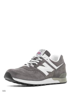Кроссовки NEW BALANCE 576. Цвет: серый