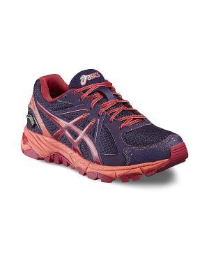 Спортивная обувь GEL-STORMPLAY GS G-TX ASICS. Цвет: темно-фиолетовый, коралловый, розовый
