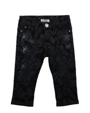 Джинсовые брюки BYBLOS BOYS & GIRLS. Цвет: синий