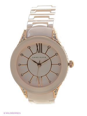 Часы ANNE KLEIN. Цвет: бледно-розовый