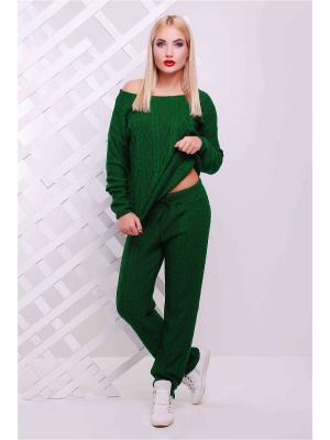 Костюм Fashion Up. Цвет: зеленый