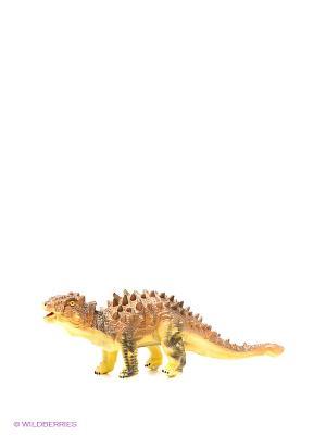 Динозавр Эуплоцефал Amico. Цвет: бежевый