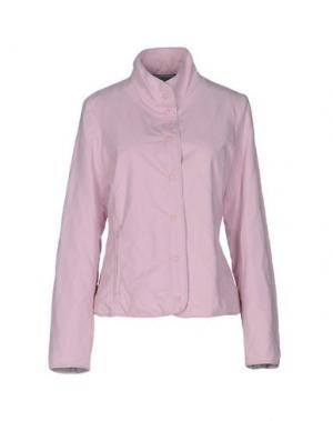 Куртка BPD BE PROUD OF THIS DRESS. Цвет: розовый