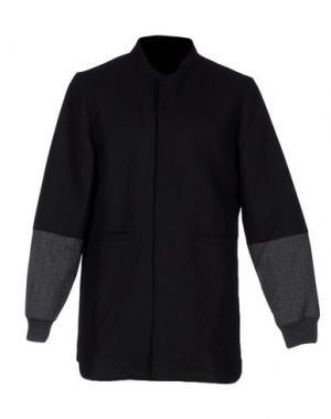 Легкое пальто I LOVE UGLY. Цвет: черный
