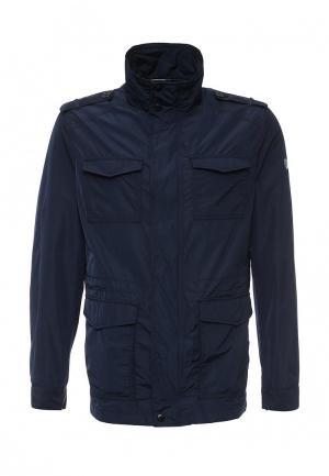 Куртка утепленная Gant. Цвет: синий