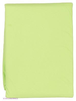Простыня на резинке Kupu KPV-180. Цвет: салатовый
