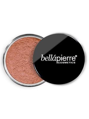 Bellapierre cosmetics 4MB3 Рассыпчатые минеральные румяна Amaretto. Цвет: коричневый