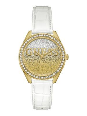 Часы GUESS. Цвет: золотистый, белый