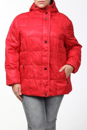 Куртка GODSKE. Цвет: красный
