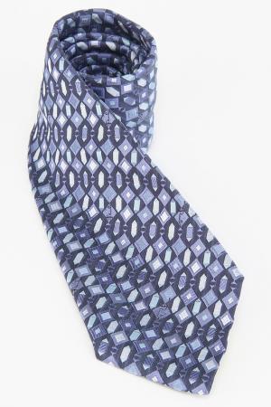 Галстук Emilio Pucci. Цвет: голубой
