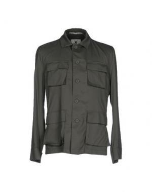 Куртка KIRED. Цвет: темно-зеленый