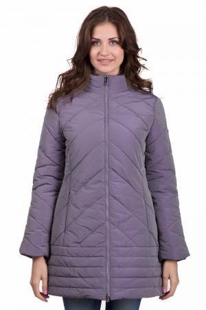 Куртка Just Valeri. Цвет: сиреневый