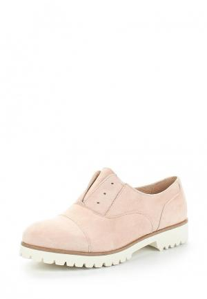 Ботинки Lamania. Цвет: бежевый
