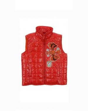Куртка CUSTO GROWING. Цвет: красный