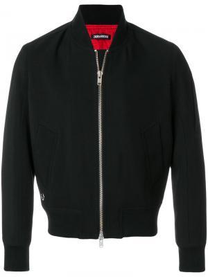 Куртка-бомбер Bradley Zadig & Voltaire. Цвет: чёрный