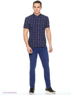 Джинсы DC Shoes. Цвет: темно-синий, темно-фиолетовый, темно-серый