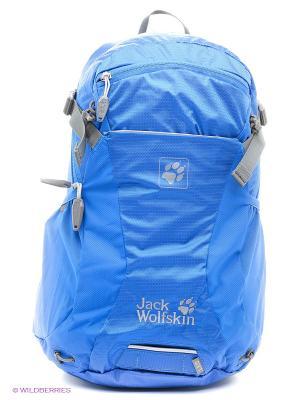 Рюкзак MOAB JM 18 Jack Wolfskin. Цвет: голубой