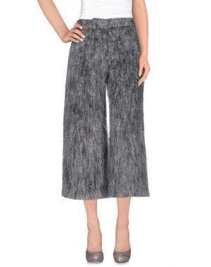 Повседневные брюки AMERICAN RETRO. Цвет: свинцово-серый