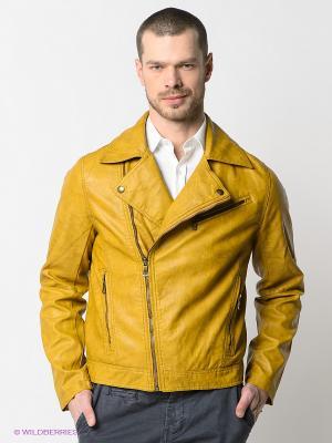 Косуха CONVER. Цвет: желтый