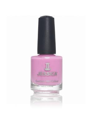 Лак для ногтей  #934 Gossip Queen, 14,8 мл JESSICA. Цвет: розовый