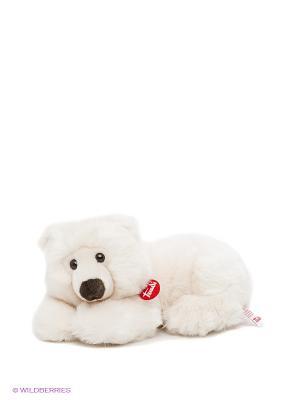 Полярный медведь Пласидо TRUDI. Цвет: молочный