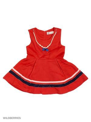 Платье утепленное Happy Bear