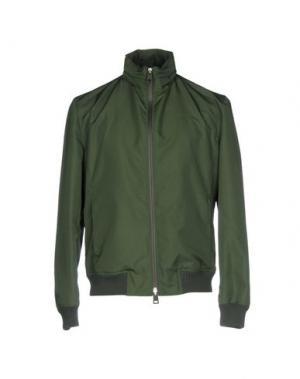 Куртка KIRED. Цвет: зеленый-милитари