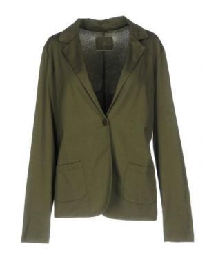 Пиджак ALMERIA. Цвет: зеленый-милитари