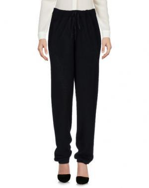 Повседневные брюки LE RAGAZZE DI ST. BARTH. Цвет: черный