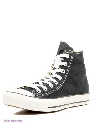 Кеды Chuck Taylor As Core Converse. Цвет: черный