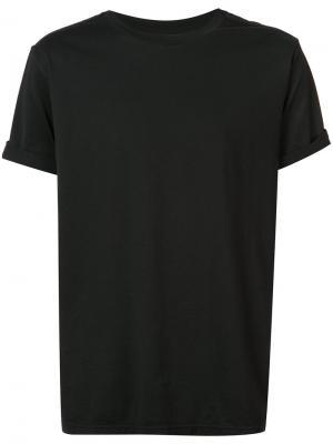Базовая футболка Takahiromiyashita The Soloist. Цвет: чёрный
