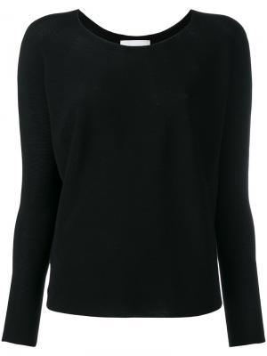 Трикотажный свитер Christian Wijnants. Цвет: чёрный