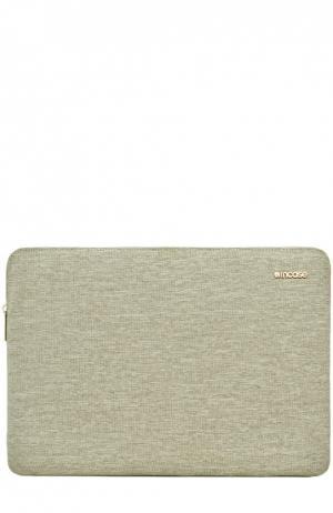 Чехол-папка на молнии для ноутбука MacBook Pro Retina 15 Elevation Lab. Цвет: бежевый