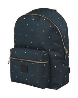 Рюкзаки и сумки на пояс PS by PAUL SMITH. Цвет: цвет морской волны