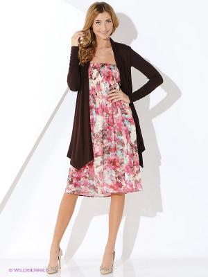 Платье Malvin. Цвет: розовый