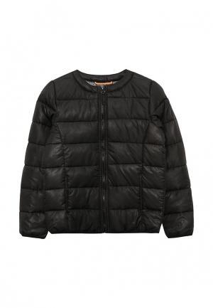 Куртка утепленная Esprit. Цвет: черный
