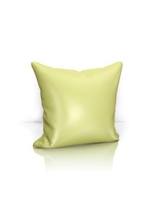 Декоративная подушка Avery Kauffort. Цвет: светло-зеленый
