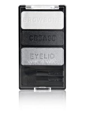 Тени для век трио color icon eyeshadow trio, тон dont steal my thunder Wet n Wild. Цвет: белый