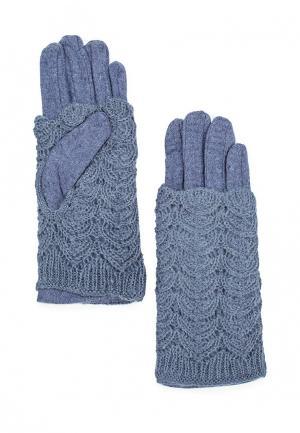 Перчатки Sabellino. Цвет: синий