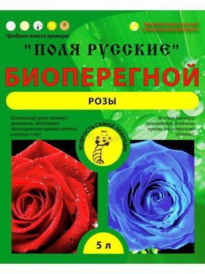 Биоперегной Розы 5л. Цвет: черный